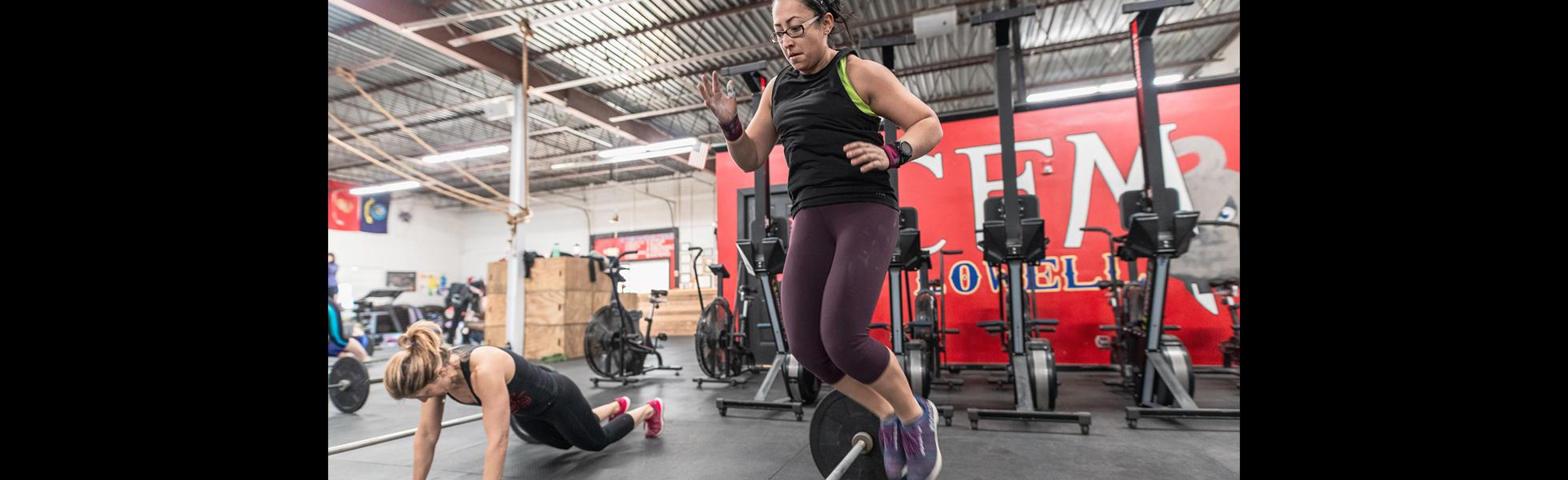 CrossFit in Lowell, MA